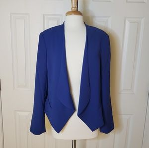 VINCE CAMUTO Open Front Blazer